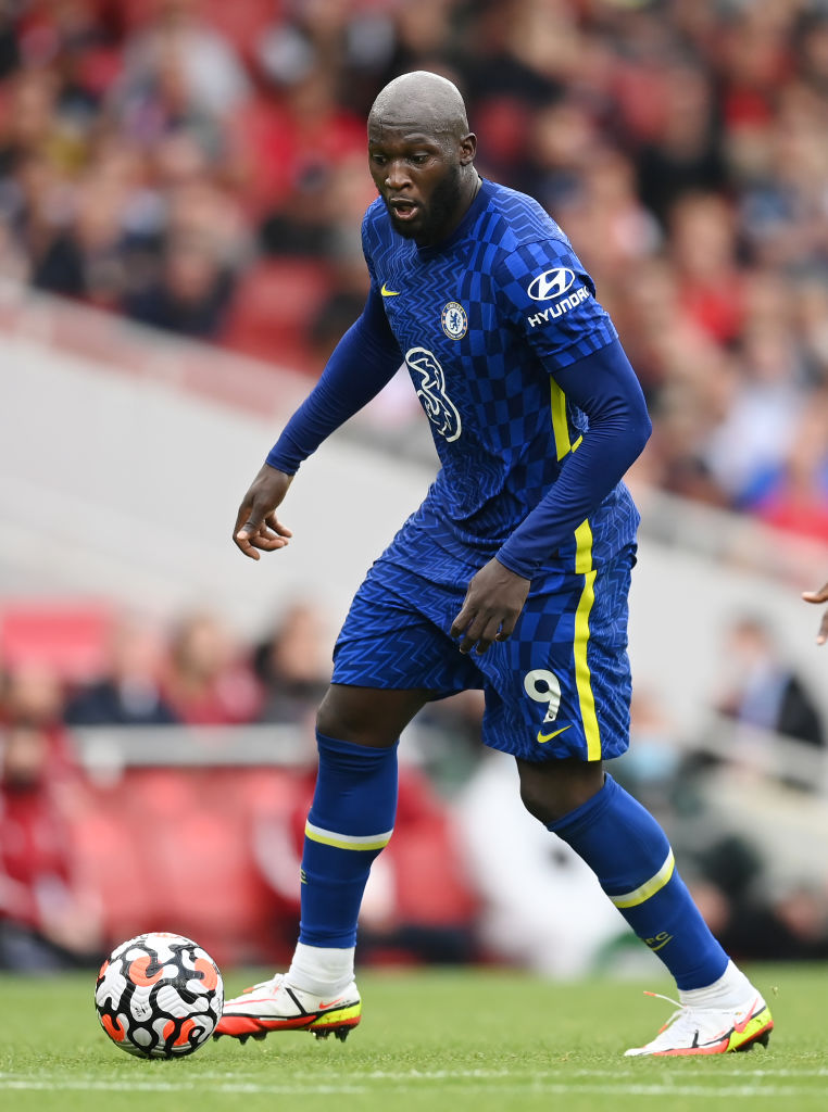 Romelu Lukaku doesn't have the best record nor stats against Liverpool
