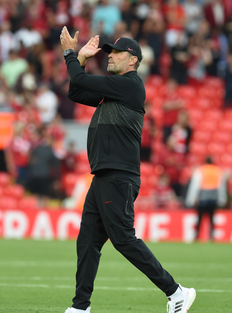 Jürgen Klopp sent Liverpool owners FSG a clear transfer message during the Chelsea game