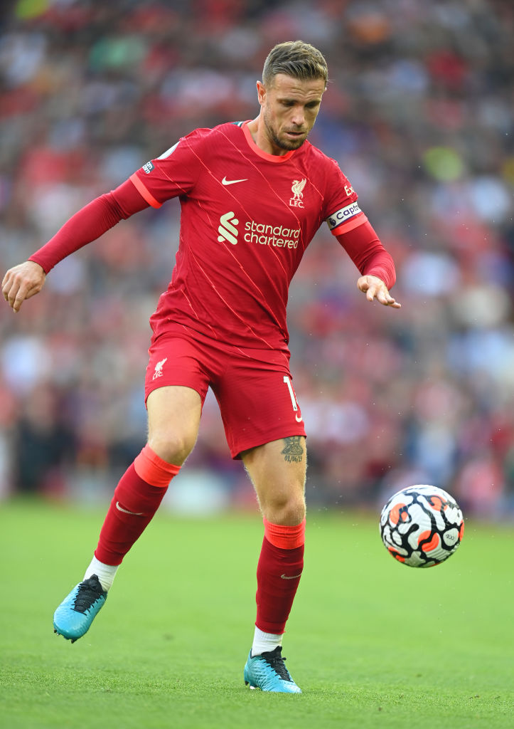 Liverpool fans are delighted Jordan Henderson has signed a new contract
