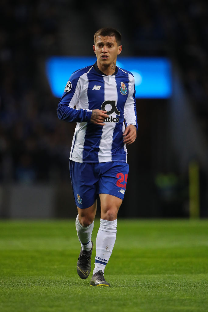 Otavio has spoken about rumours linking him with Liverpool
