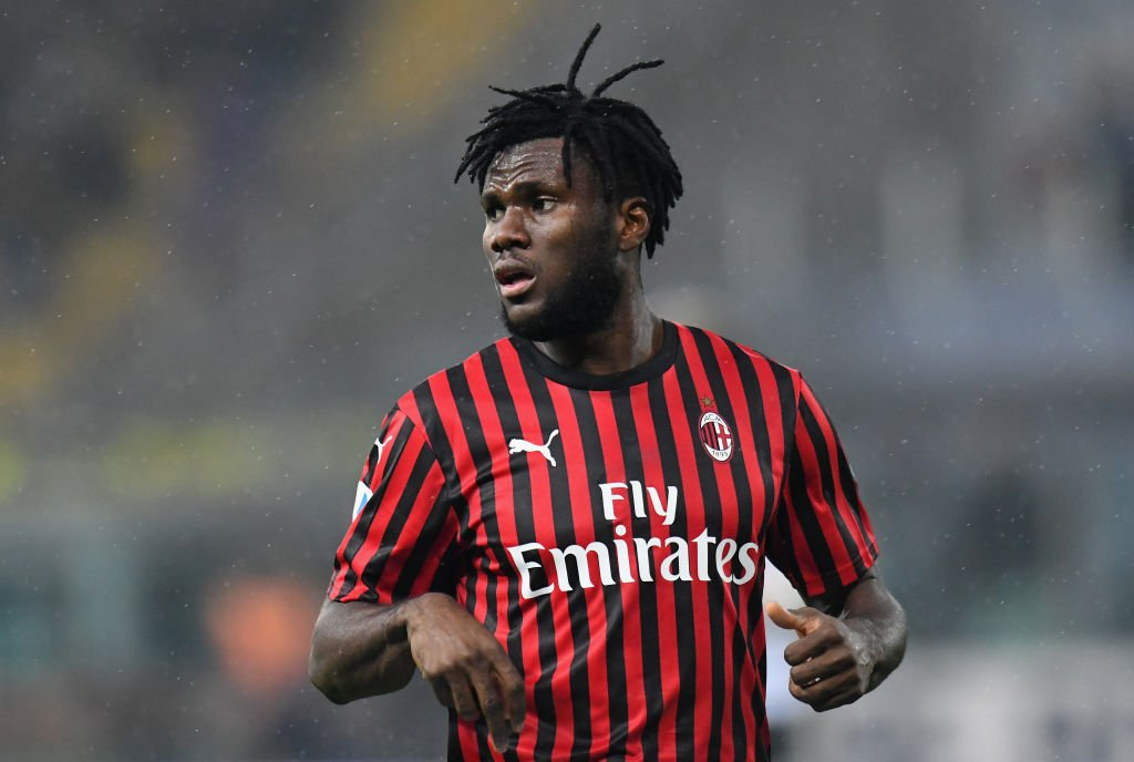 Liverpool have been linked with a move for Franck Kessie on a free transfer