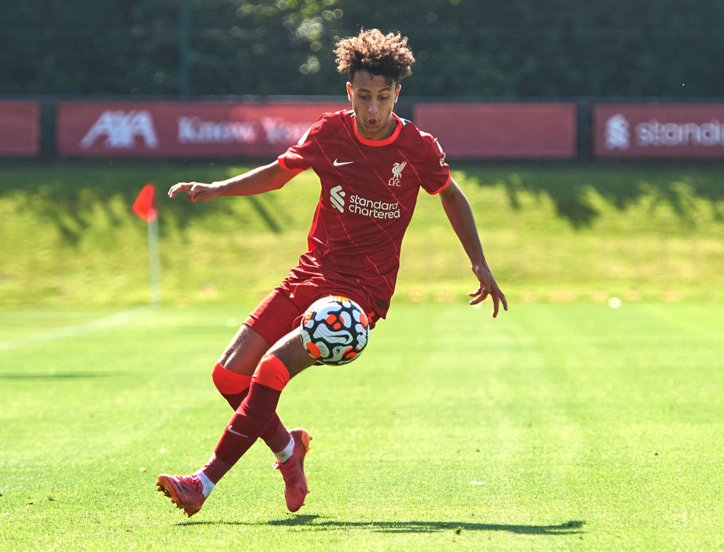 Kaide Gordon and his senior debut against Norwich vitally important