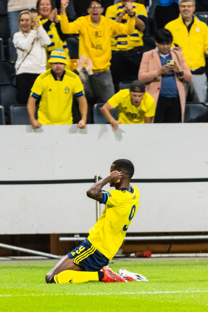 reported Liverpool target Alexander Isak showed us why he's perfect for Jürgen Klopp