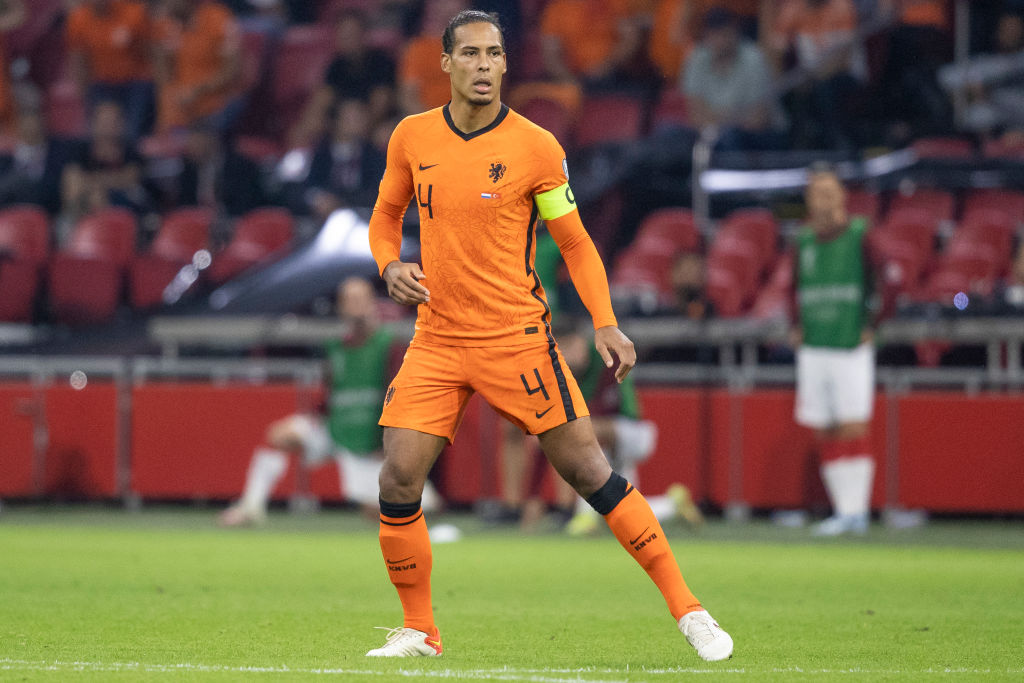 Liverpool fans think bad news is set to follow a video following Virgil van Dijk through his recovery