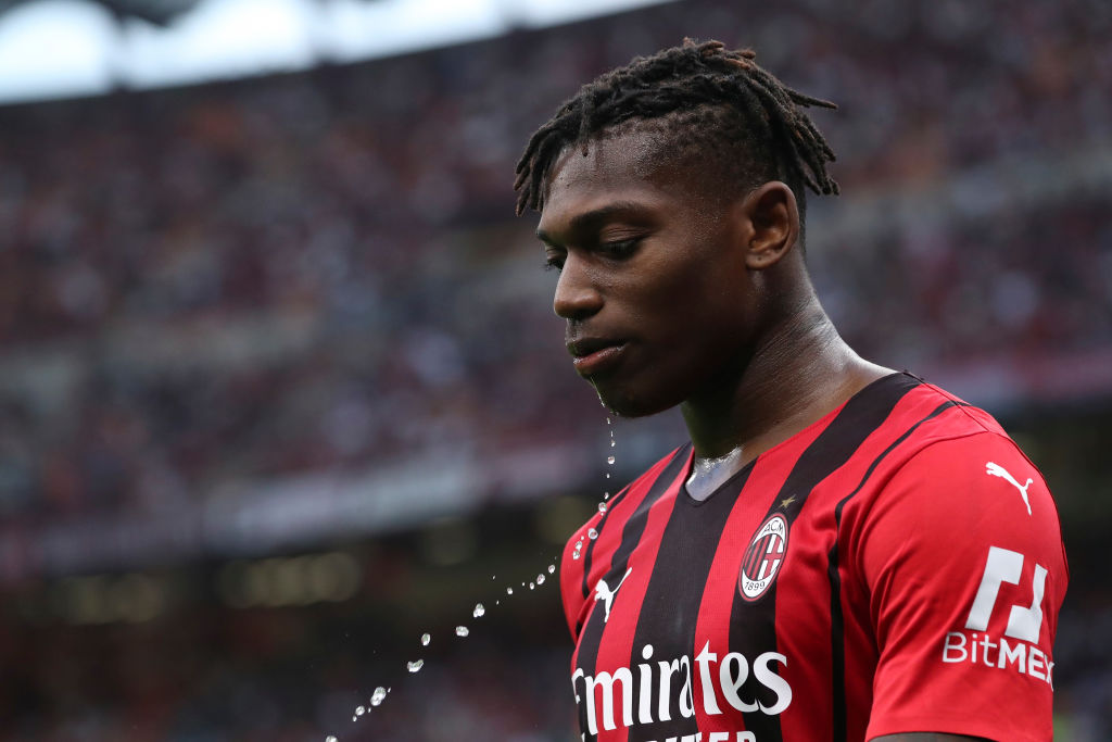 Rafa Leao will cause Liverpool problems if he starts for AC Milan on Wednesday