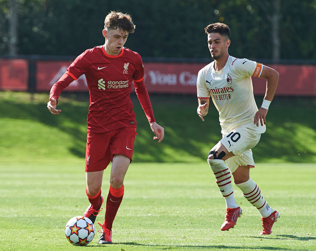 Conor Bradley should make his Liverpool debut against Norwich City