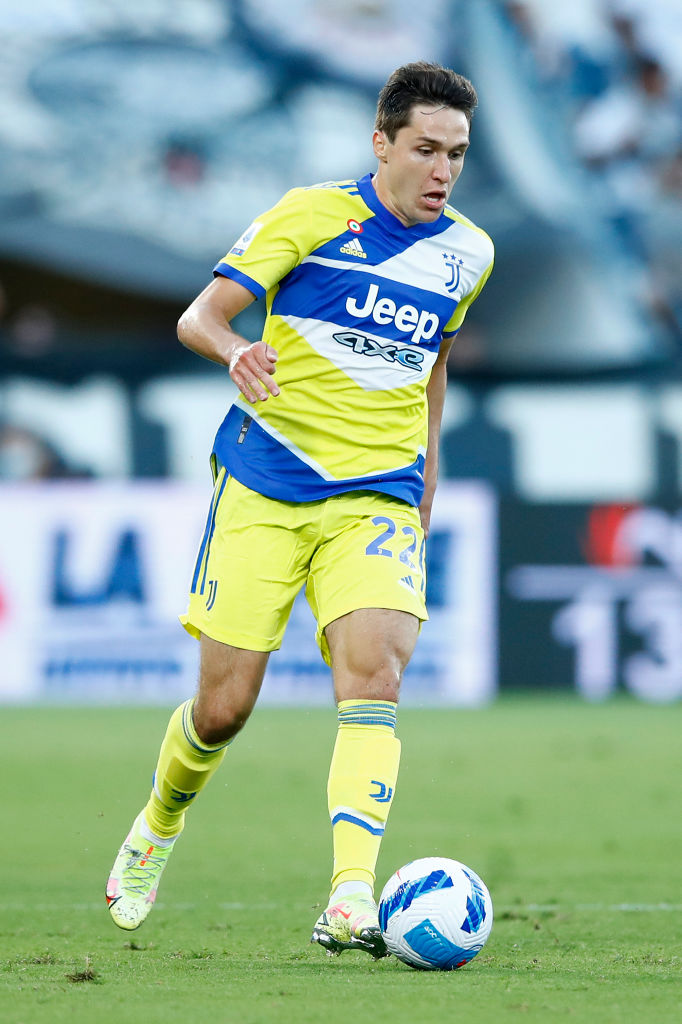 Liverpool hold a strong interest in Federico Chiesa