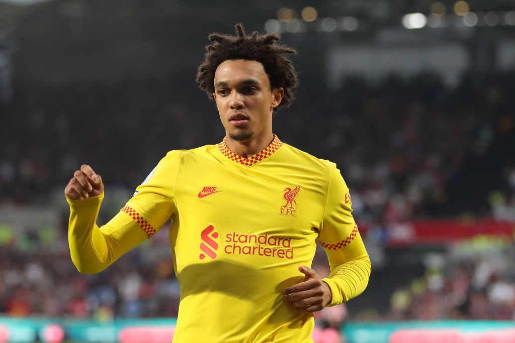 Liverpool fans are worried about whether Trent Alexander-Arnold will be available to face Manchester City