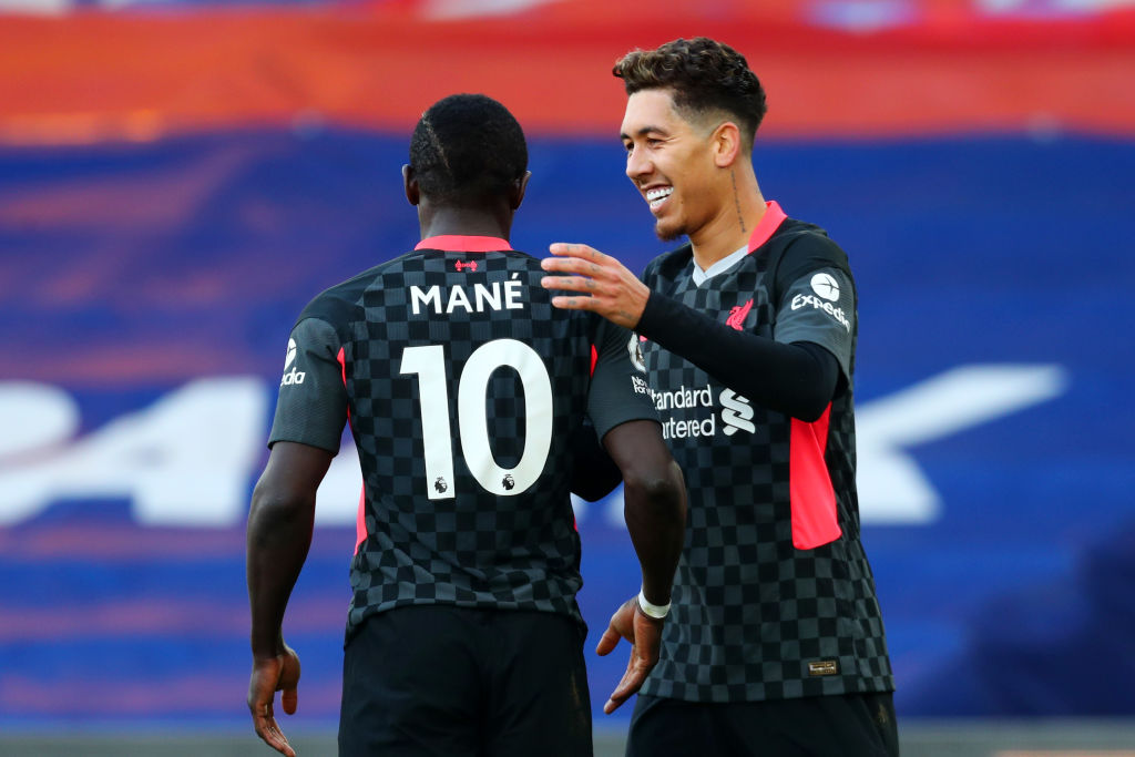 Liverpool need to sell either Roberto Firmino or Sadio Mane