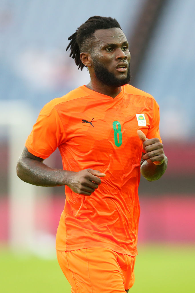 Liverpool are lining up a January move for Franck Kessie