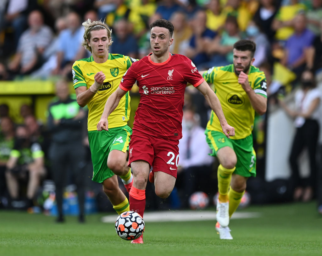What TV channel is Norwich v Liverpool on? Plus how to watch and kick off time
