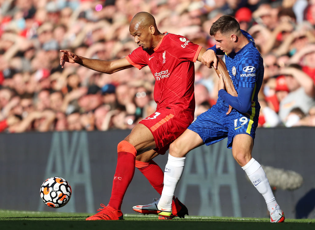 We believe that Liverpool need to sign a deputy for Fabinho