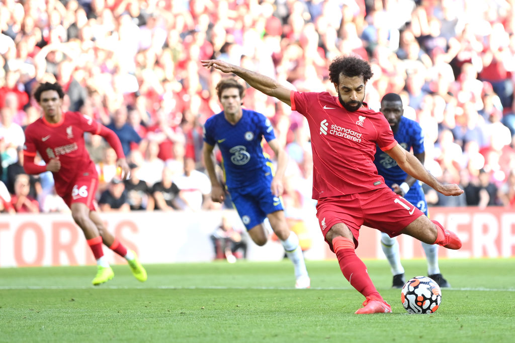 Twitter has reacted to claims Liverpool star Mo Salah has demanded £500k-a-week for his new contract