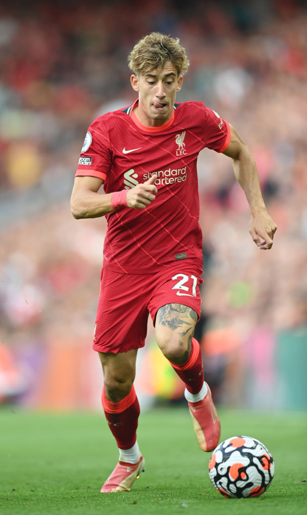 Kostas Tsimikas is showing that Andy Robertson finally has competition at Liverpool