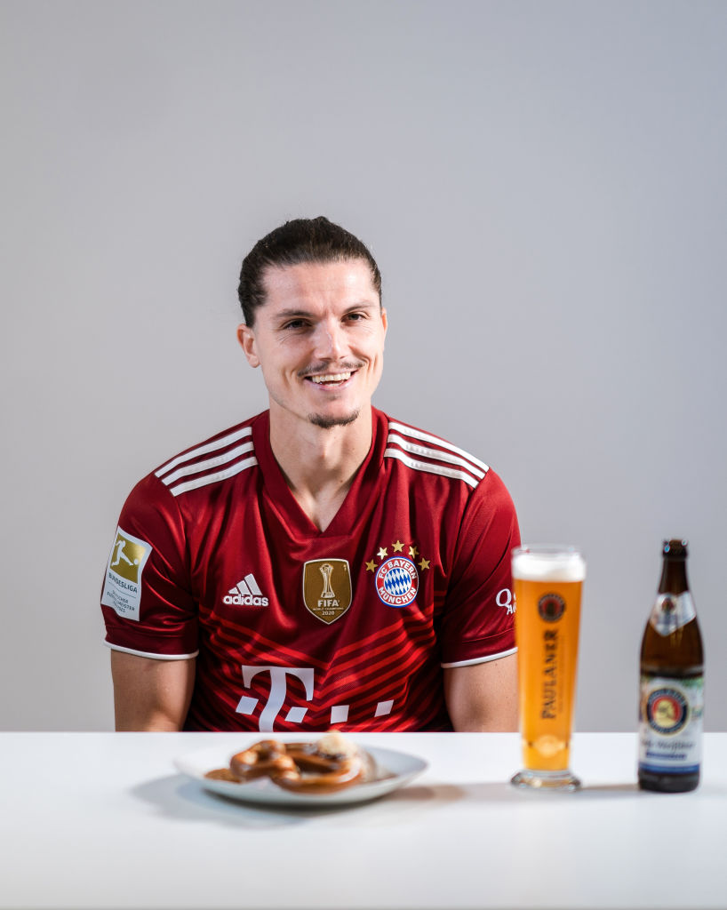 Liverpool considered signing Marcel Sabitzer before Bayern Munich swooped in