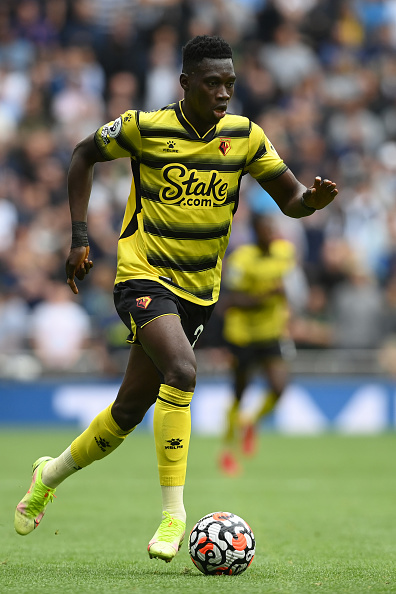 Liverpool target Ismaila Sarr is likely to leave next year