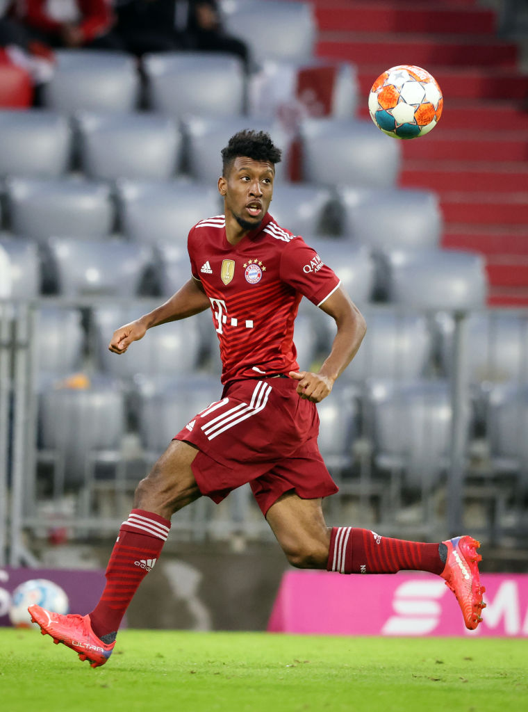 Liverpool moving for Kingsley Coman would be an expensive gamble.