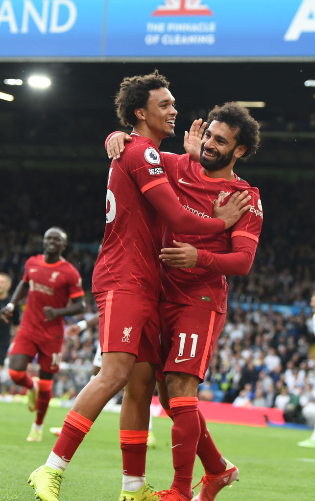 Here are our Liverpool player ratings v Leeds United