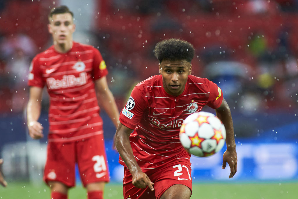 Liverpool tried to sign Karim Adeyemi in 2018