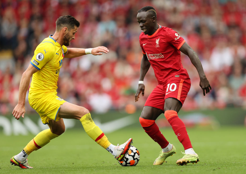 Here are our Liverpool player ratings v Crystal Palace