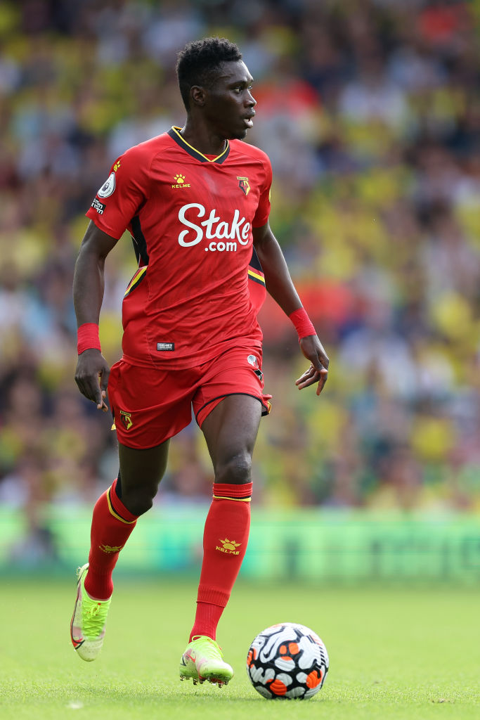 Liverpool fans want Ismaila Sarr signed after he put Norwich to the sword