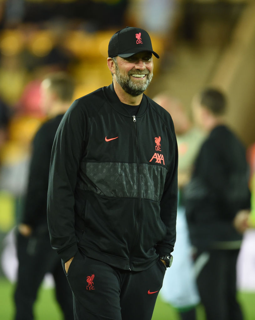 Liverpool fans have reacted to a report that Barcelona want to appoint Jürgen Klopp