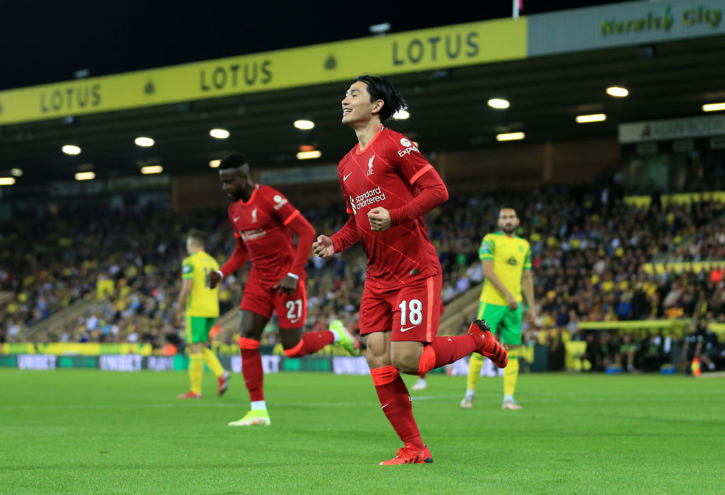 Here are our Liverpool player ratings v Norwich City