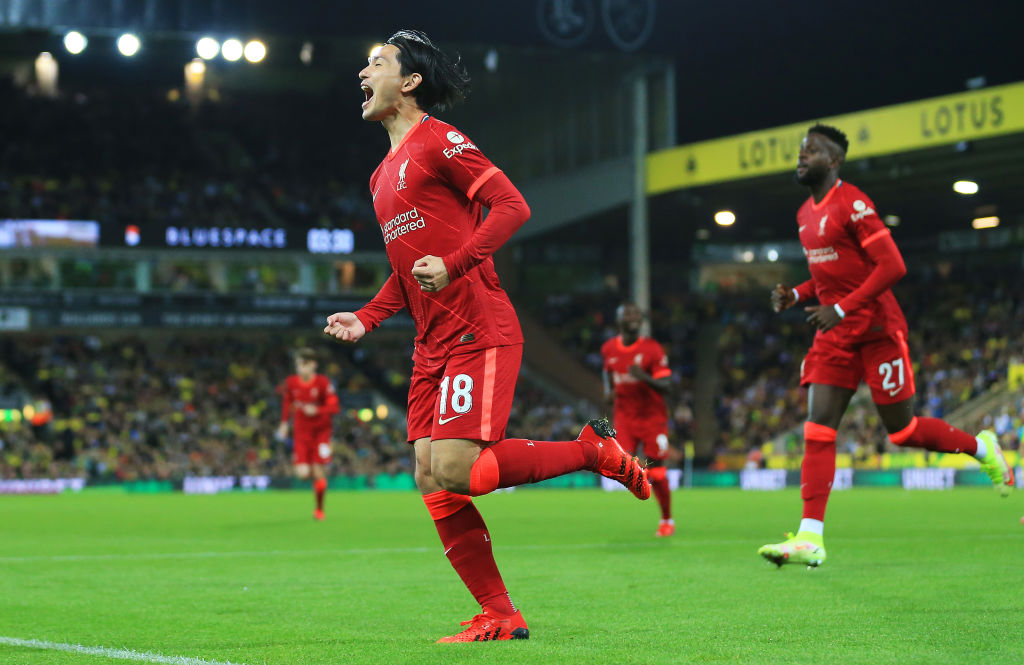 The Liverpool depth may not be as bad as all that