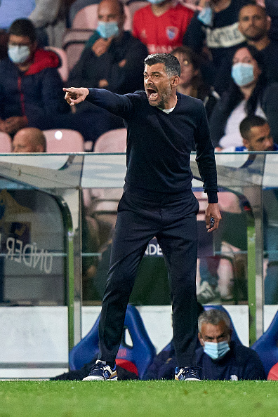 Porto boss Sergio Conceicao said his youth team could've done better against Liverpool