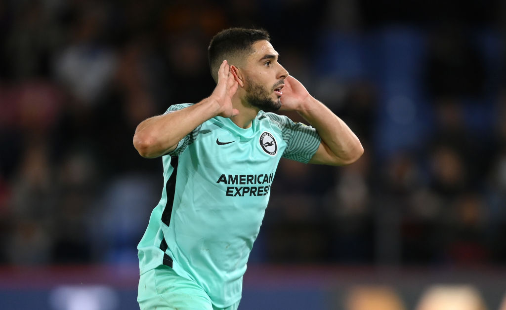 Could Liverpool make a move for Neal Maupay?