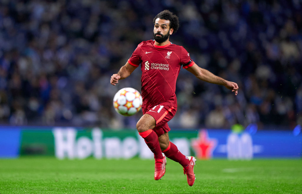 Liverpool and Mo Salah aren't negotiating a new contract at the minute