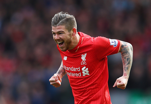 Alberto Moreno has claimed he turned down a five-year Liverpool contract